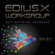 EDIUS WORKGROUP X (ELETTRONICO)