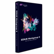EDIUS PRO 9 Upg. da 8 Pro/WG (elettronico)